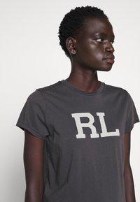 Polo Ralph Lauren - Print T-shirt - black mask - 3