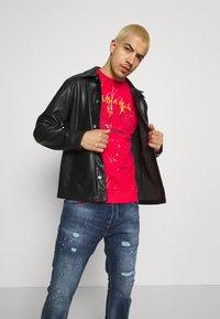 Gabba - ALEX - Jeans Tapered Fit - dark blue denim - 3