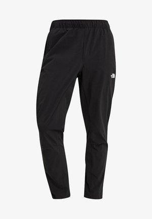 TECH PANT - Tracksuit bottoms - black/white
