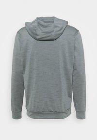 Nike Performance - Training jacket - smoke grey/iron grey - 7