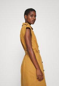 Gestuz - BANI DRESS - Shirt dress - rubber - 4