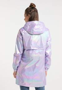 myMo - HOLOGRAPHIC - Parka - lilac - 2