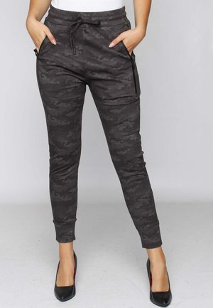 FABIA - Trousers - anthracite