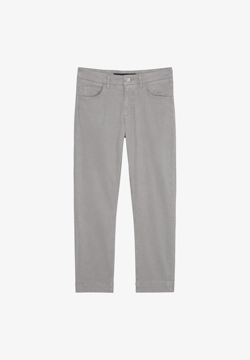 Marc O'Polo - Slim fit jeans - medium grey melange