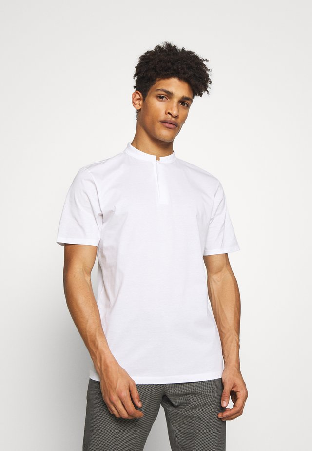 LOUIS - T-shirt basic - weiss