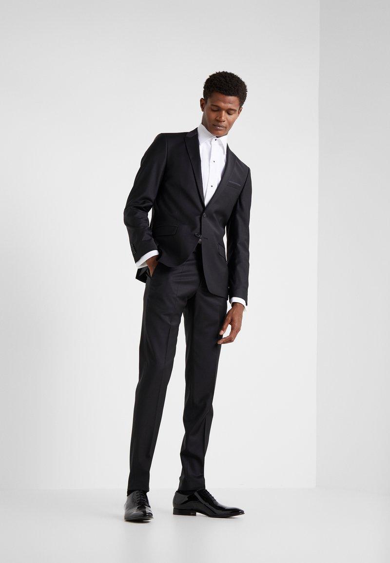 KARL LAGERFELD - SUIT VIBRANT - Dress - black