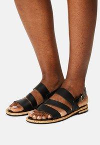 Marc O'Polo - GENNY - Sandals - black - 0