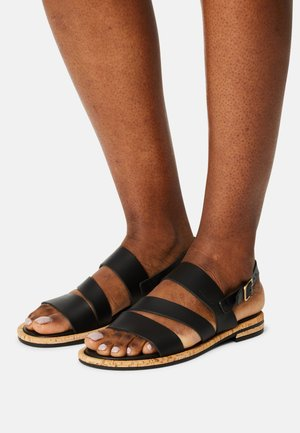 GENNY - Sandals - black