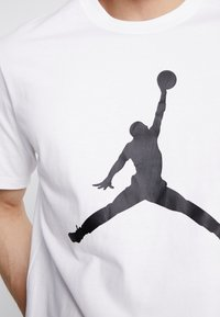 Jordan - T-shirts print - white/black - 5