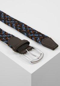 Anderson's - STRECH BELT UNISEX - Braided belt - multi-coloured - 2