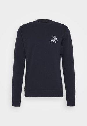 CROSBY CREW - Sweater - navy