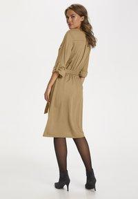 Saint Tropez - Day dress - pecan brown - 1