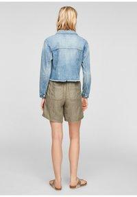 s.Oliver - Denim jacket - light blue - 2