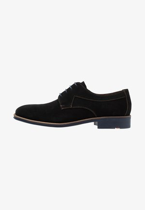 GOYA - Smart lace-ups - schwarz
