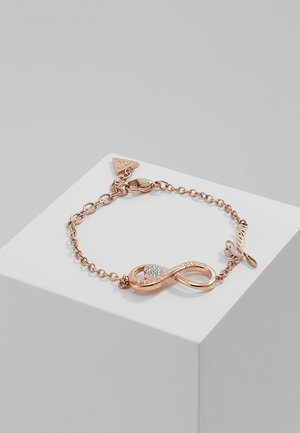 ENDLESS LOVE - Bracelet - rosegold-coloured