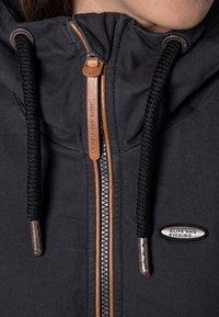 alife & kickin - JOHANNA  - Light jacket - black - 4