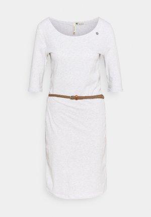 TAMILA  - Robe en jersey - white