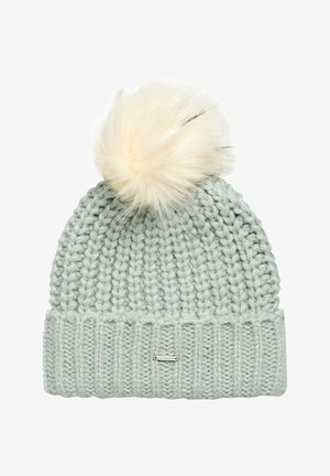 Beanie - soft spearmint lux