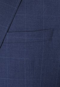 Isaac Dewhirst - THE FASHION SUIT 3 PIECE WINDOW CHECK SET - Completo - blue - 9