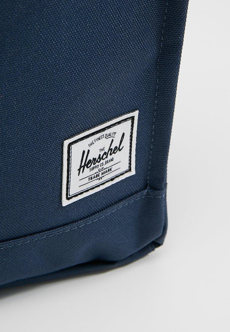 Herschel City Mid Volume - Rygsække Navy/tan