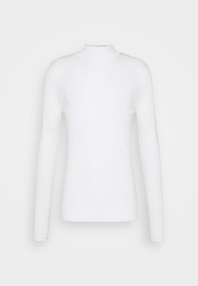 NEAL TURTLENECK - Maglione - cloud white