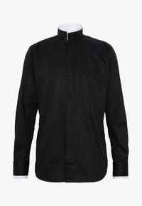 KARL LAGERFELD - MODERN FIT - Formální košile - black - 4
