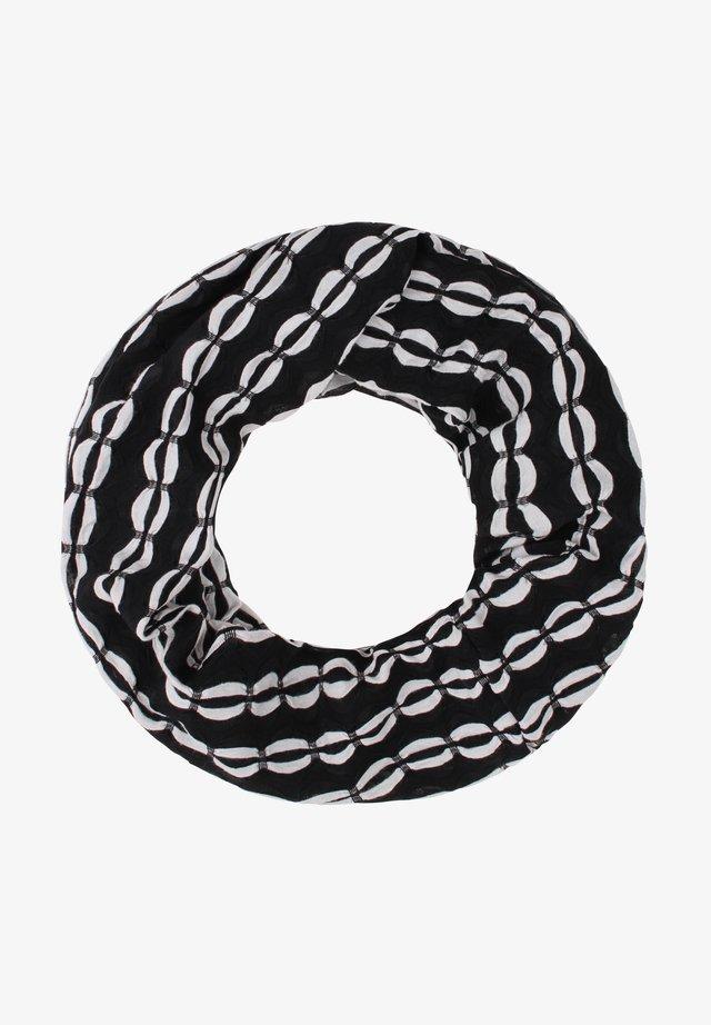 BLACK LABEL SERIE CAISSA - Kruhová šála - multicolor