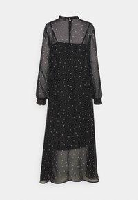 ONLY - ONLTRACY MIDI DRESS  - Denní šaty - black - 5