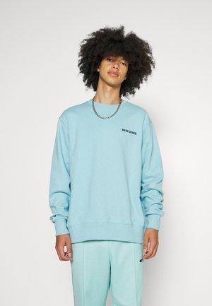 LOGO UNISEX - Sweatshirt - skyblue
