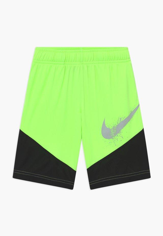DOMINATE - Pantaloncini sportivi - ghost green
