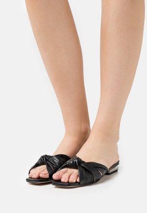 Slip-ins - black