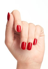 OPI - NAIL LACQUER - Nail polish - nln 25 big apple red