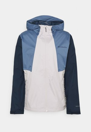 INNER LIMITS™ JACKET - Outdoorjas - nimbus grey/bluestone/collegiate navy