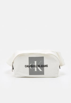 WAIST BAG EXCLUSIVE UNISEX - Bum bag - white