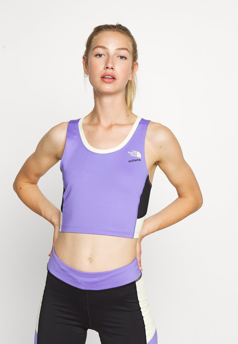 The North Face - EXTREME TANK - Top - retro purple