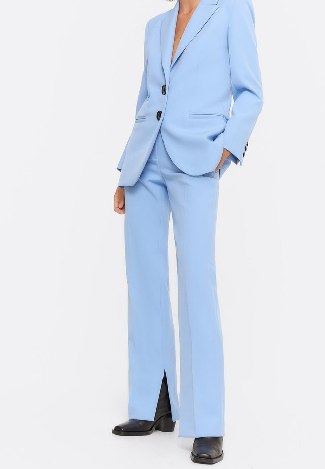 Trousers - light blue