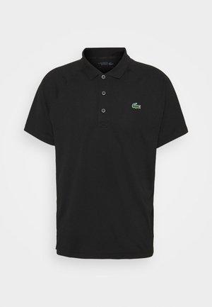 TENNIS CLASSIC - Poloshirt - black