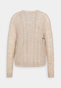 Esprit Collection - POINTELLES  - Cardigan - sand - 1