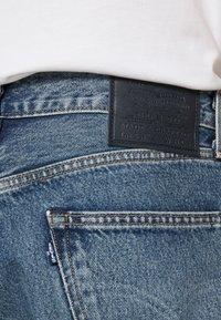 Levi's® Made & Crafted - LMC 551 Z VINTG STRAIGHT - Džíny Straight Fit - pacific crest - 6