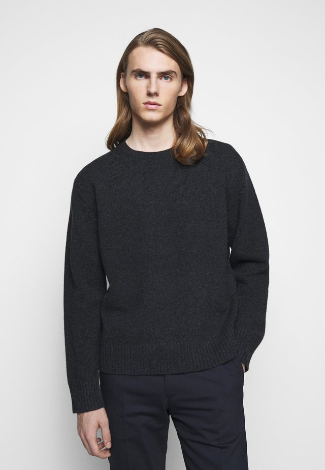 RENNET - Pullover - charcoal grey