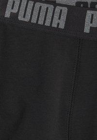 Puma - BASIC 2 PACK - Shorty - black - 4