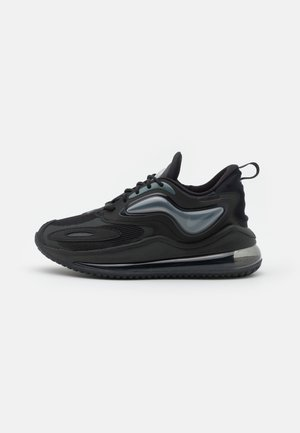 AIR MAX ZEPHYR - Baskets basses - black/dark smoke grey