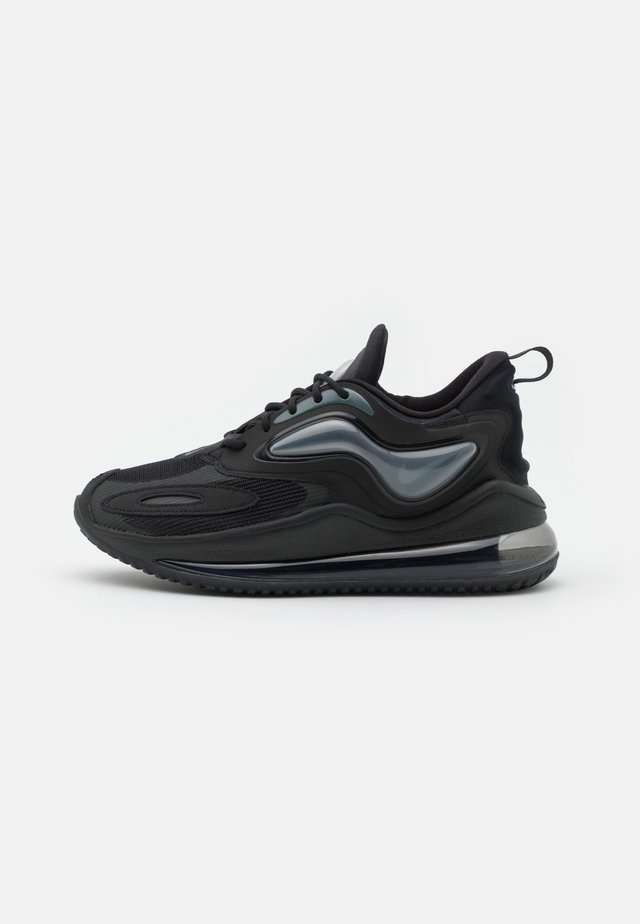 AIR MAX ZEPHYR - Sneakersy niskie - black/dark smoke grey