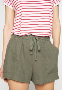 GAP - PULL ON UTILITY SOLID - Shorts - greenway - 4