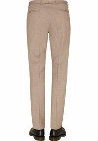CG – Club of Gents - BAUKASTEN  - Suit trousers - beige mittel - 1