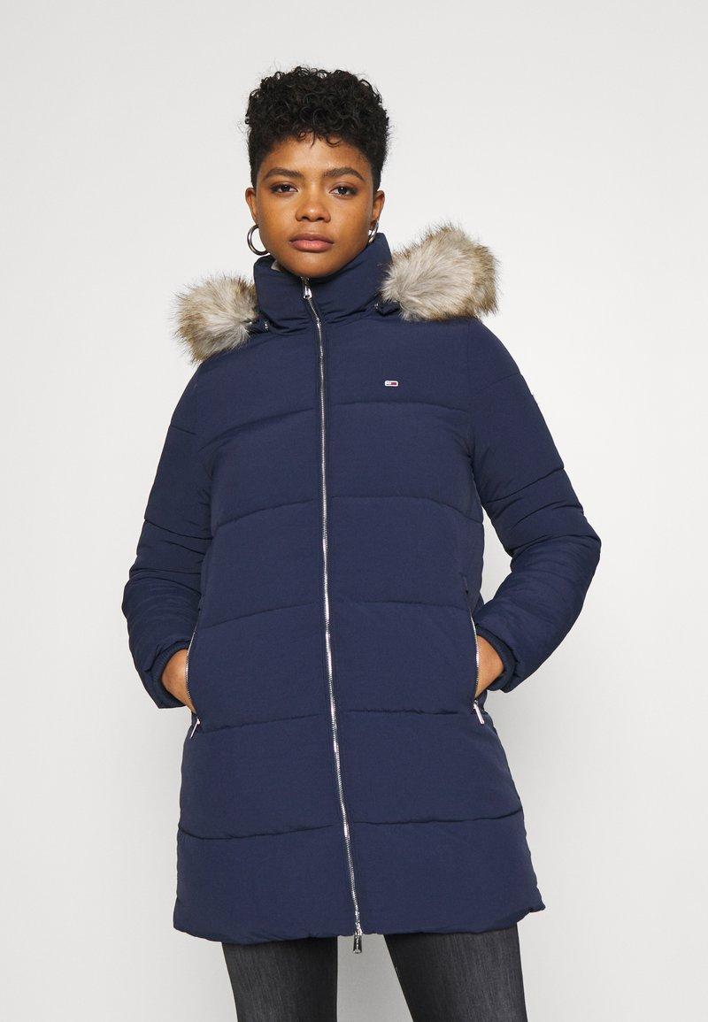 Tommy Jeans - MODERN COAT - Winter coat - twilight navy