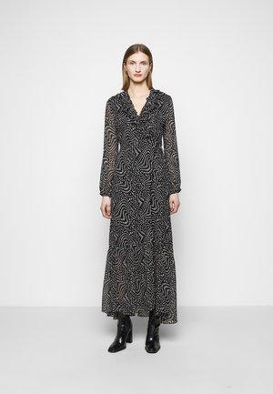UMILE ABITO POIS - Maxi dress - black