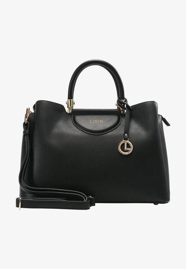 FABIOLA - Handbag - schwarz