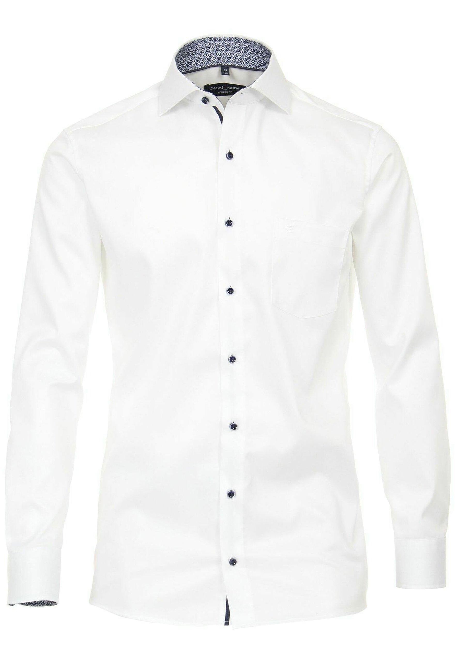 Herren MODERN FIT - Hemd - weiß