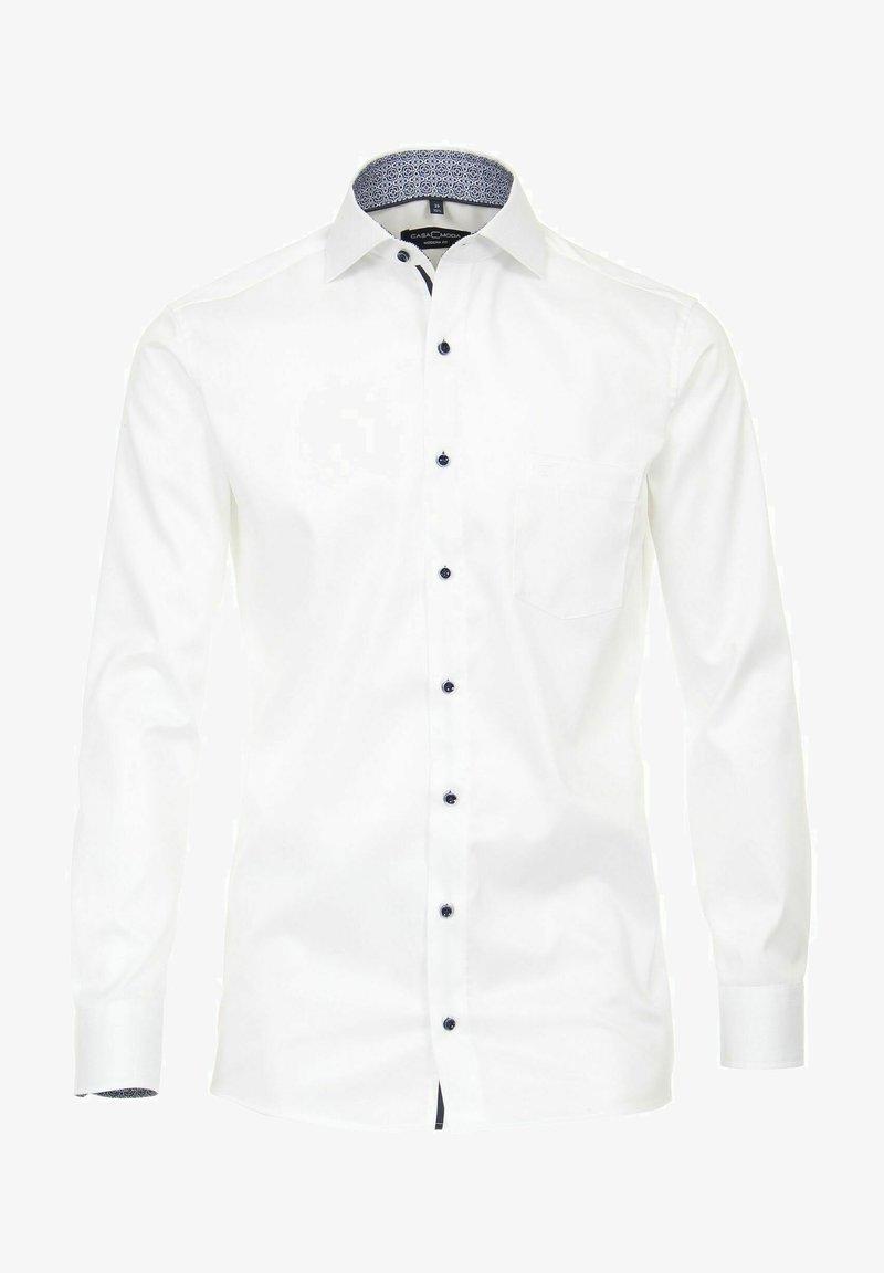 Casamoda - MODERN FIT - Shirt - weiß